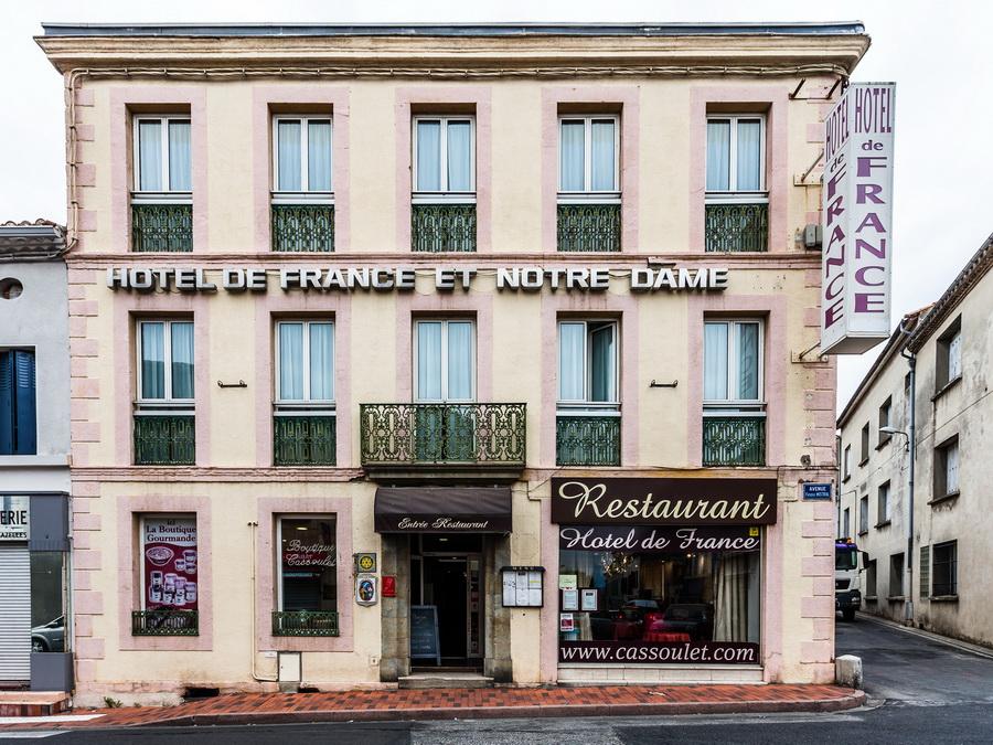 Hotel de France Castelnaudary